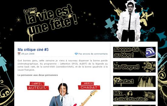 La Vie Est Une Fête ! - Screenshot