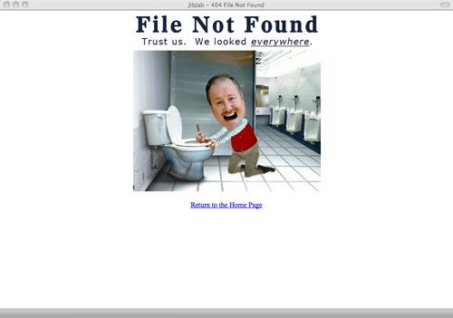 49个创意404错误页面