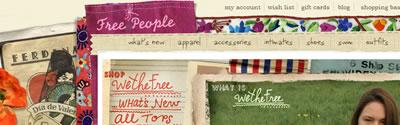 精选:70多个网页Header头部图形界面设计欣赏