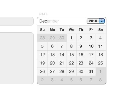 shot 12916448241 60 User Interface Calendar Inspirations and Downloads