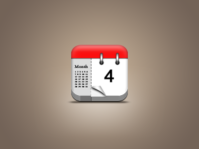 shot 12992388761 60 User Interface Calendar Inspirations and Downloads