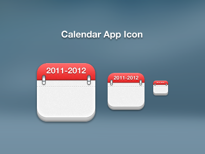 shot 12998605171 60 User Interface Calendar Inspirations and Downloads