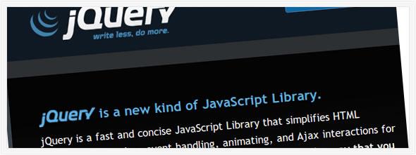 jQuery Framework