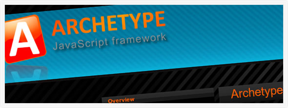 Archetype Javascript framework