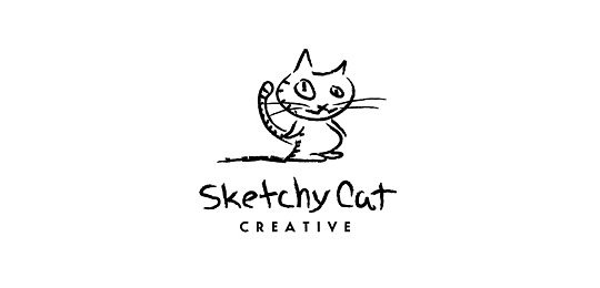 Sketchy Cat Creative