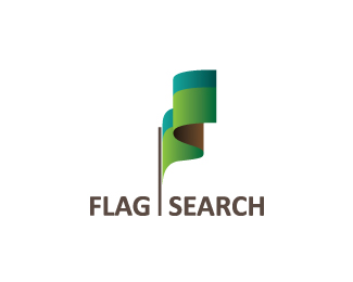 Logo Design - Flags In Logos