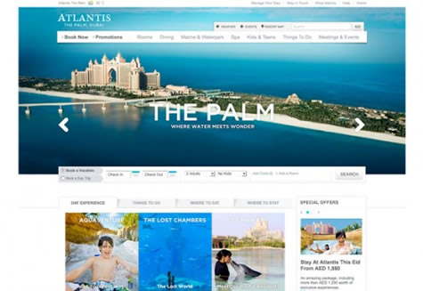 Atlantis – The Palm