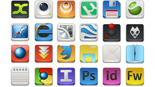 Icondesign17 in 50 Free and High-Quality Icon Sets