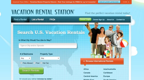 Vacation Rental Station