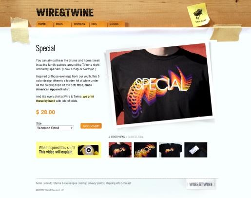 Wire & Twine