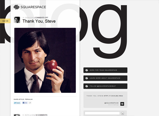 The Official Squarespace Blog