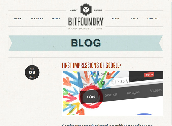 Bitfoundry Blog