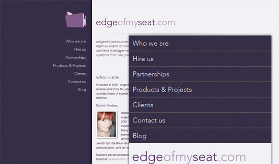 Edge of My Seat
