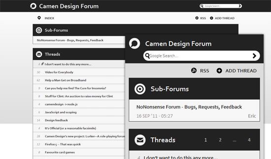 Camendesign Forum