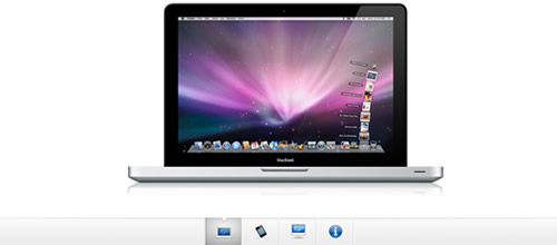 apple slideshow gallery 25 jQuery and CSS3 Tutorials to Help You Build Apple Like Designs