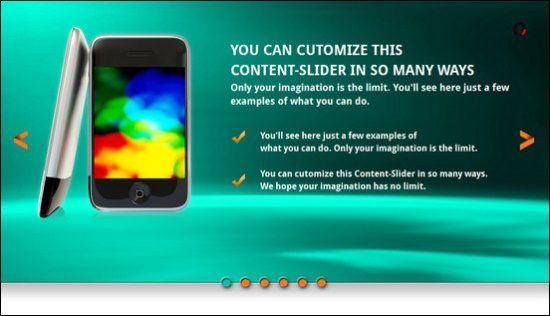 All in one Slider jQuery Banner Rotator