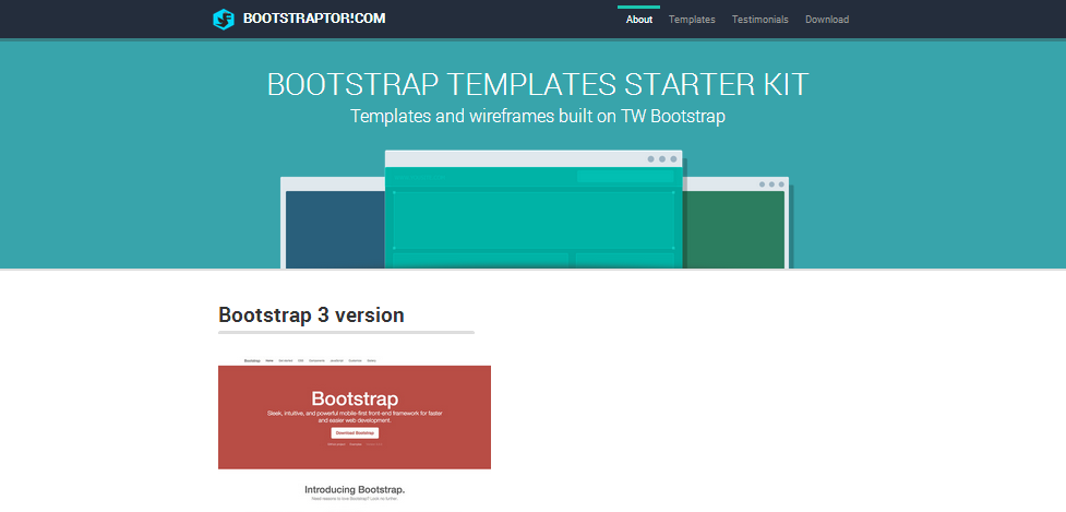 bootstrap 3 examples 6